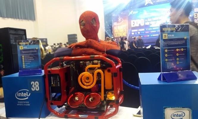 Lễ hội trình diễn máy tính độ lớn nhất Việt Nam bắt đầu khởi động ảnh 1
