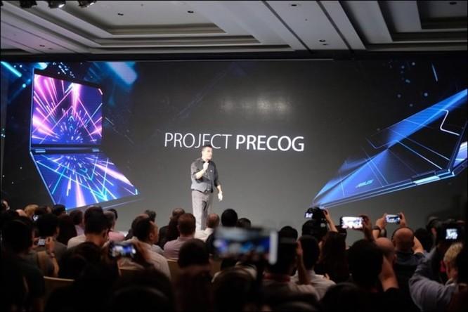 Asus giới thiệu Precog, laptop có hai màn hình tích hợp trí tuệ nhân tạo ảnh 1
