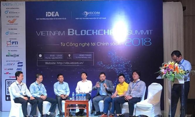 Việt Nam không thua kém thế giới về công nghệ blockchain ảnh 1
