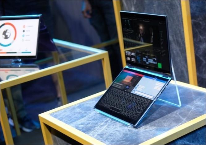 Asus giới thiệu Precog, laptop có hai màn hình tích hợp trí tuệ nhân tạo ảnh 4