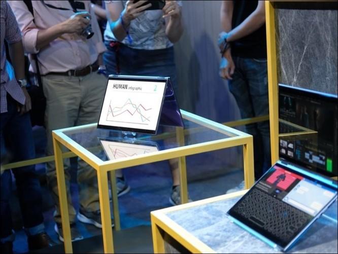 Asus giới thiệu Precog, laptop có hai màn hình tích hợp trí tuệ nhân tạo ảnh 5