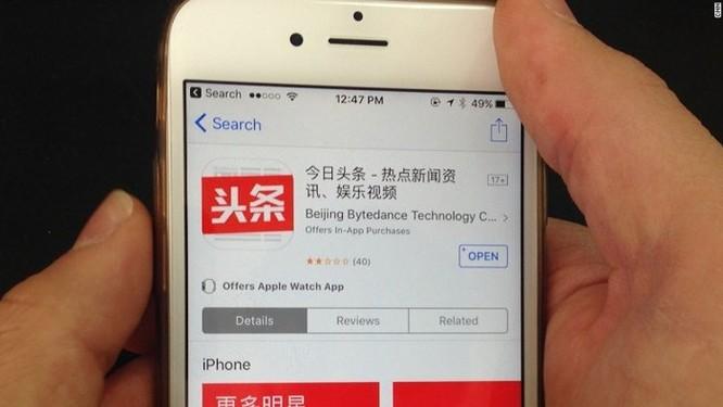 Startup Trung Quốc tăng giá trị 40 lần trong 3 năm ảnh 1