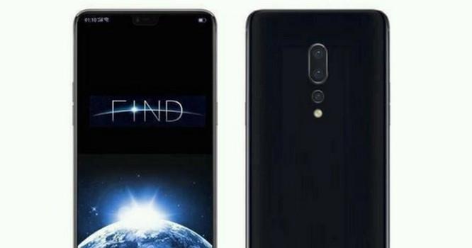 Smartphone cao cấp Oppo Find X sẽ trở lại lợi hại hơn xưa ảnh 1