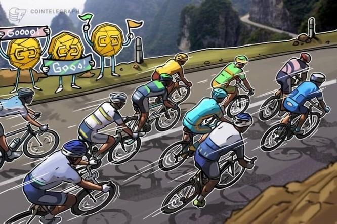 'Xe đạp điện tử sinh tiền mật mã' đầu tiên trên thế giới kiếm được 26 bảng Anh trên mỗi 1600km ảnh 1
