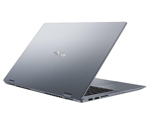 Laptop viền siêu mỏng VivoBook Flip 14 (TP412) có gì 'hot'? ảnh 1