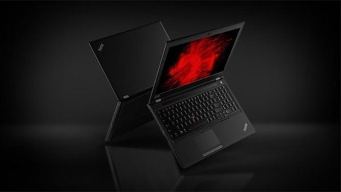 Lenovo ThinkPad P52: Máy trạm di động khủng có gì mới ảnh 1