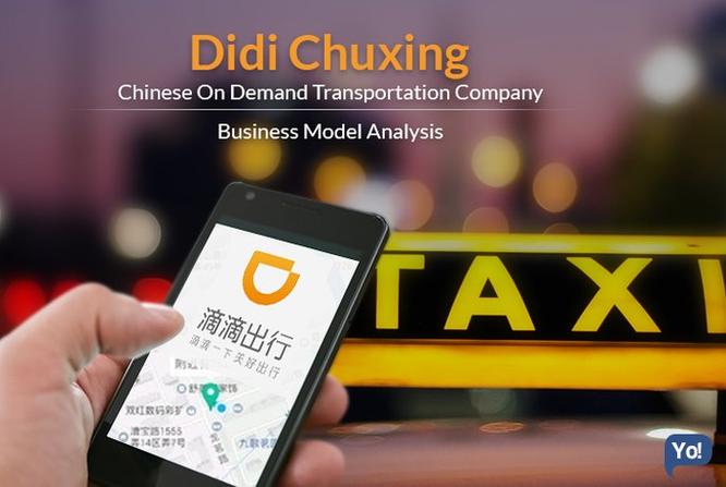 Ứng dụng gọi xe Trung Quốc Didi Chuxing lên kế hoạch ra toàn cầu ảnh 1