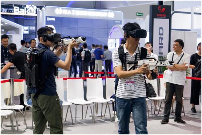 CES Asia 2018: Bùng nổ thế giới công nghệ 'Made in China' ảnh 2