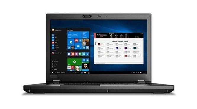 Lenovo ThinkPad P52: Máy trạm di động khủng có gì mới ảnh 3