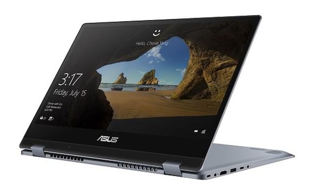 Laptop viền siêu mỏng VivoBook Flip 14 (TP412) có gì 'hot'? ảnh 3