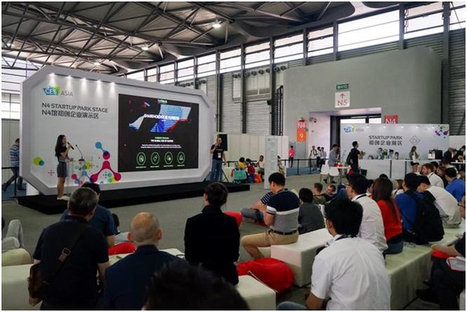 Alibaba, Baidu trình diễn sản phẩm AI và IoT tại CES Asia 2018 ảnh 4