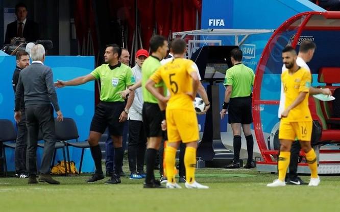 Những đội bóng nào đã được hưởng lợi từ Công nghệ VAR tại World Cup 2018? ảnh 2