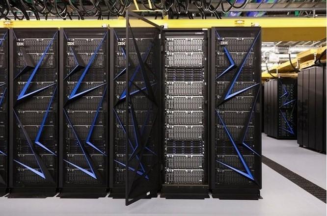 Khám phá sức mạnh của siêu máy tính tầm cỡ thế giới của IBM ảnh 1