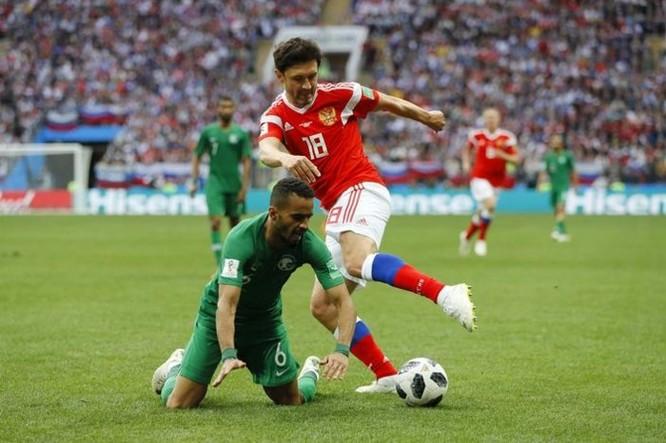 Facebook, YouTube, Twitter chặn các clip, hình ảnh lậu của World Cup 2018 thế nào? ảnh 1