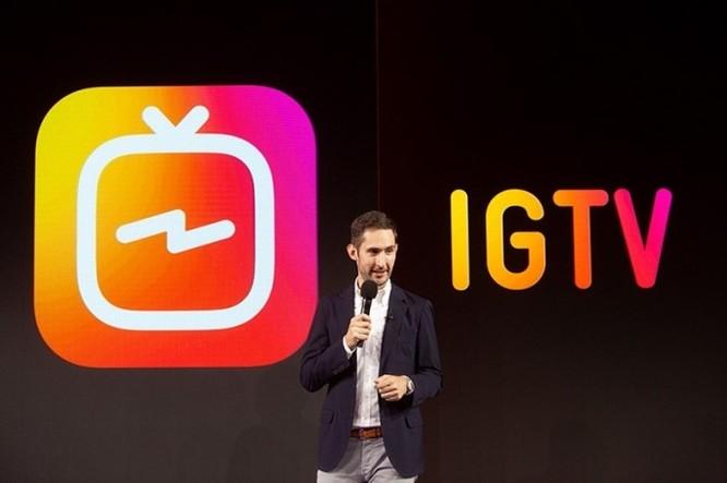 Instagram tiết lộ IGTV: Liệu có phải tương lai của truyền hình? ảnh 1