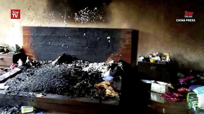 Điện thoại Huawei phát nổ gây chết người? ảnh 1