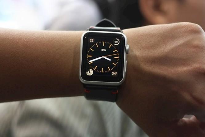 Nguy cơ đánh cắp thông tin người dùng từ thiết bị smartwatch ảnh 1