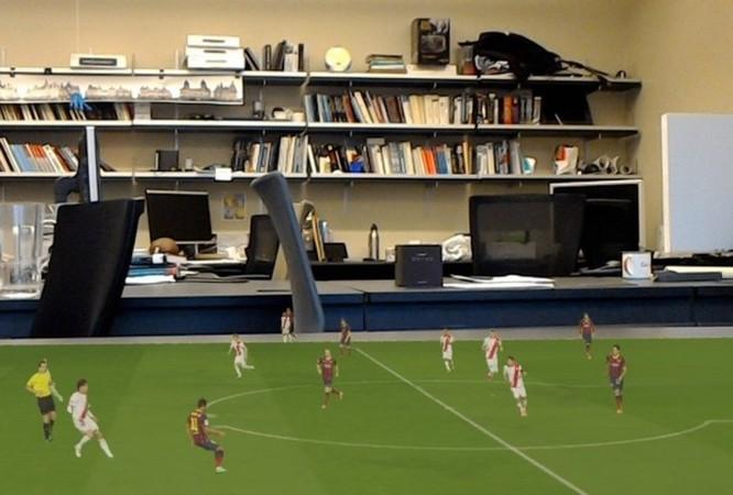 Thưởng thức bóng đá trong tương lai sẽ rất khác nhờ công nghệ thực tế ảo ảnh 2
