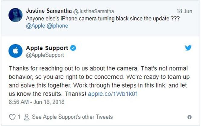 Sau lỗi hao pin, người dùng lại khốn khổ vì iOS 11.4 làm hỏng camera ảnh 3