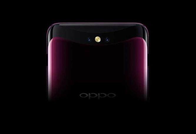 OPPO Find X ra mắt với cụm camera siêu độc ảnh 1