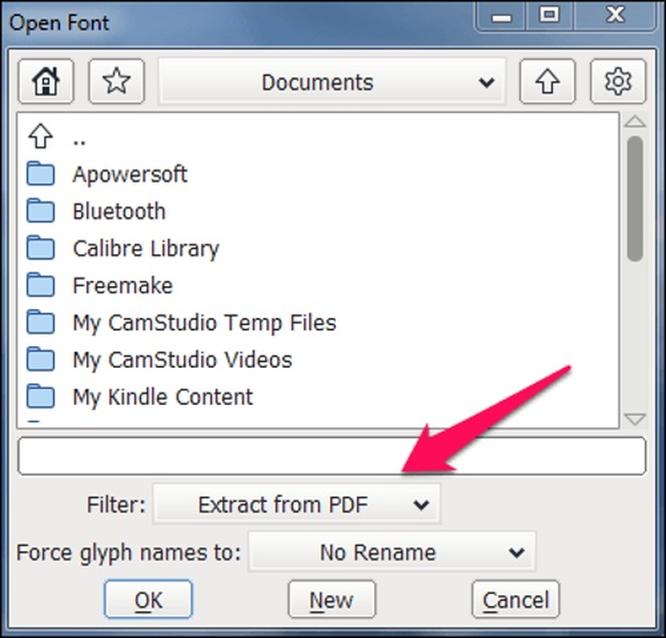 Cách trích xuất Font chữ từ file PDF ảnh 13