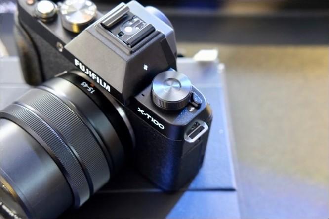 Fujifilm giới thiệu máy ảnh không gương lật XT-100 tại Việt Nam, giá 14,49 triệu đồng ảnh 3