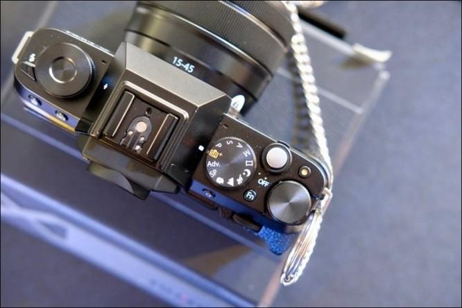 Fujifilm giới thiệu máy ảnh không gương lật XT-100 tại Việt Nam, giá 14,49 triệu đồng ảnh 4