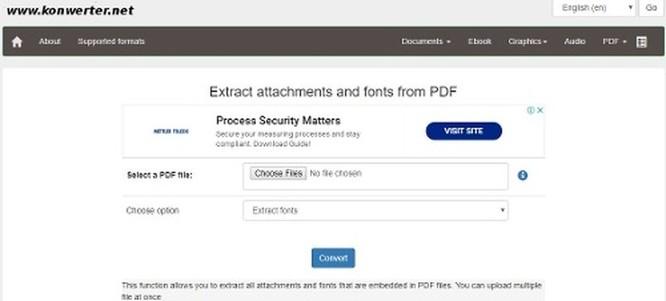 Cách trích xuất Font chữ từ file PDF ảnh 5