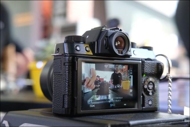 Fujifilm giới thiệu máy ảnh không gương lật XT-100 tại Việt Nam, giá 14,49 triệu đồng ảnh 5