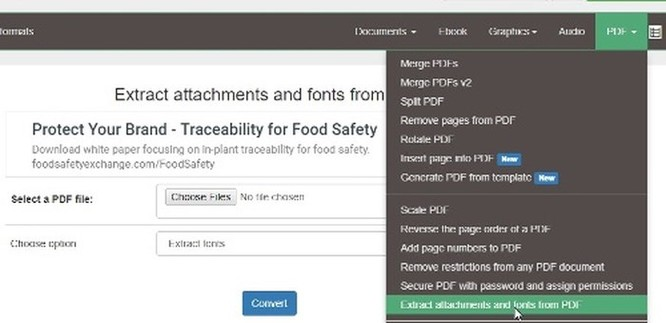 Cách trích xuất Font chữ từ file PDF ảnh 6