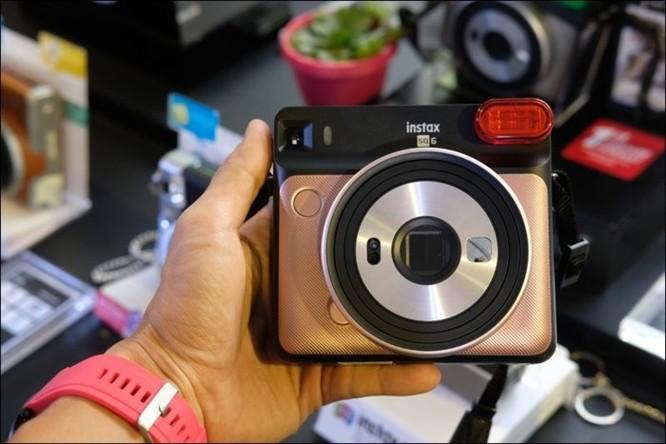 Fujifilm giới thiệu máy ảnh không gương lật XT-100 tại Việt Nam, giá 14,49 triệu đồng ảnh 6