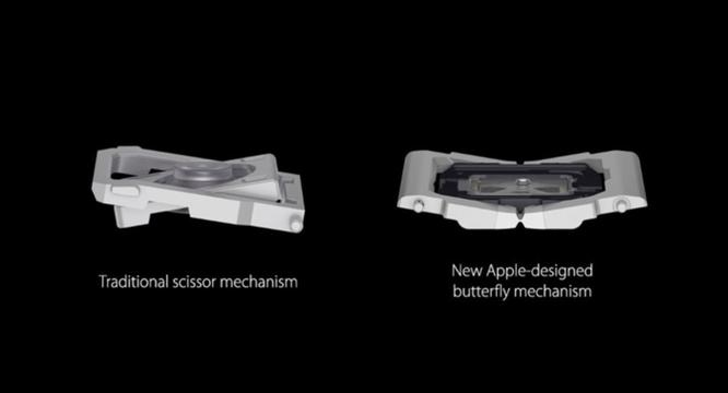 Apple thay thế bàn phím MacBook miễn phí ảnh 1