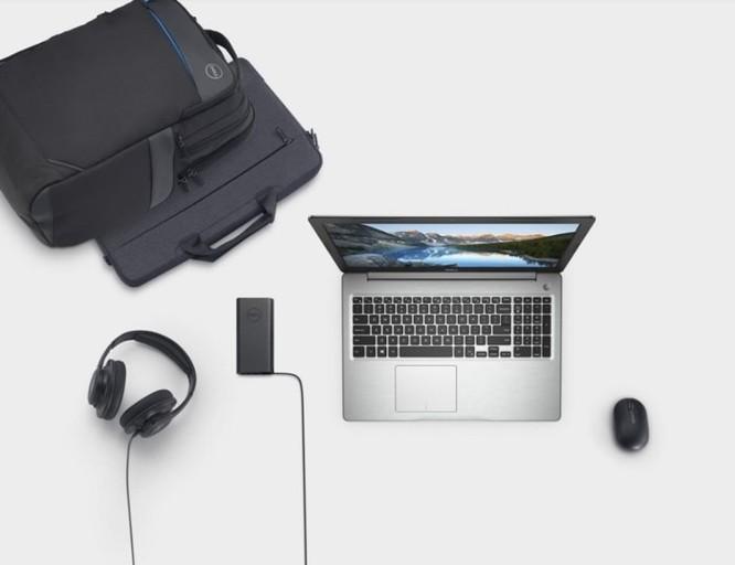 Dell Inspirion 15 5570, laptop trang bị công nghệ tăng tốc thông minh của Intel ảnh 2