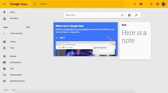 Khám phá các công cụ hữu ích của Google ít người biết đến ảnh 1