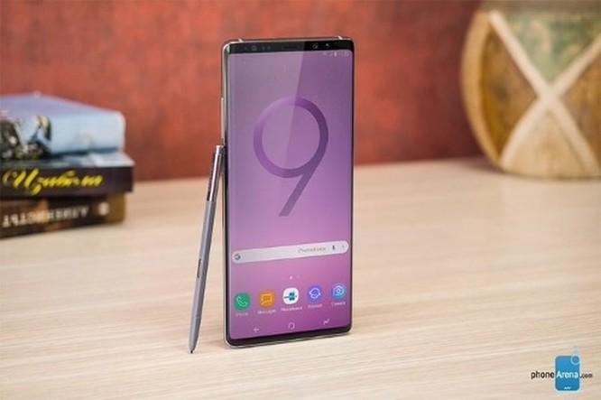Diện mạo Samsung Galaxy Note 9 trước ngày lên sóng ảnh 1