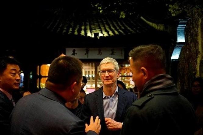 Thế giới công nghệ trước cuộc chiến thương mại Trung – Mỹ ảnh 2