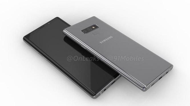 Diện mạo Samsung Galaxy Note 9 trước ngày lên sóng ảnh 3