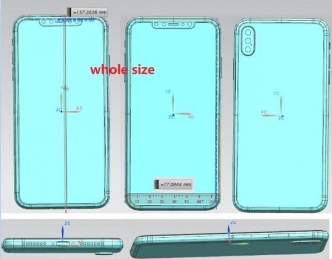 IPhone X Plus sẽ trang bị màn hình OLED của LG ảnh 1