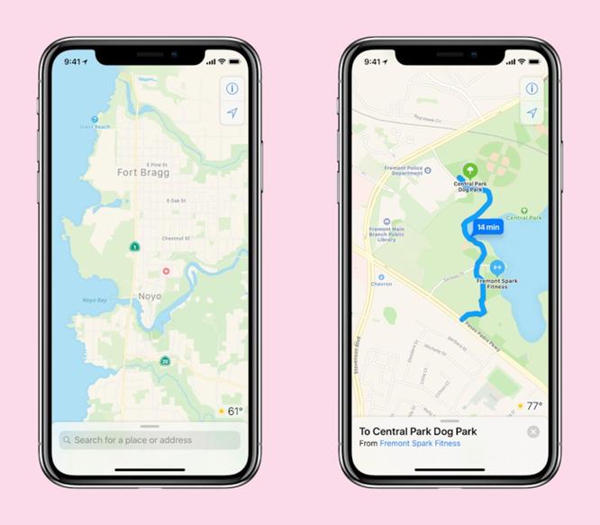 Apple sẽ cải tổ toàn diện Apple Maps với sự trợ giúp của...xe Van ảnh 1