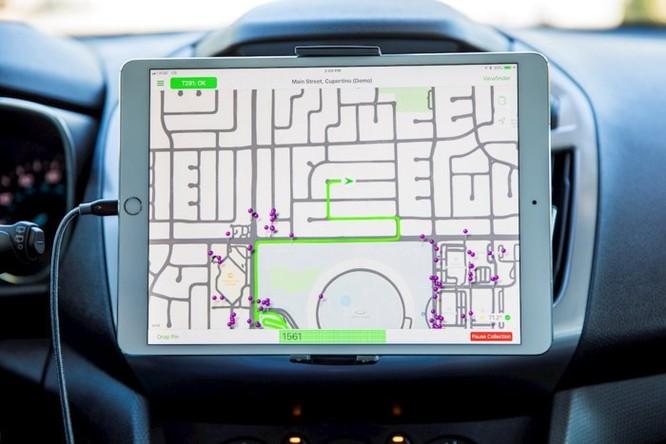 Apple sẽ cải tổ toàn diện Apple Maps với sự trợ giúp của...xe Van ảnh 2