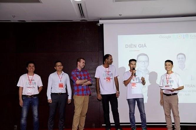Google I/O Extended miền Trung 2018: Thu hút hơn 400 lập trình viên và sinh viên CNTT ảnh 2