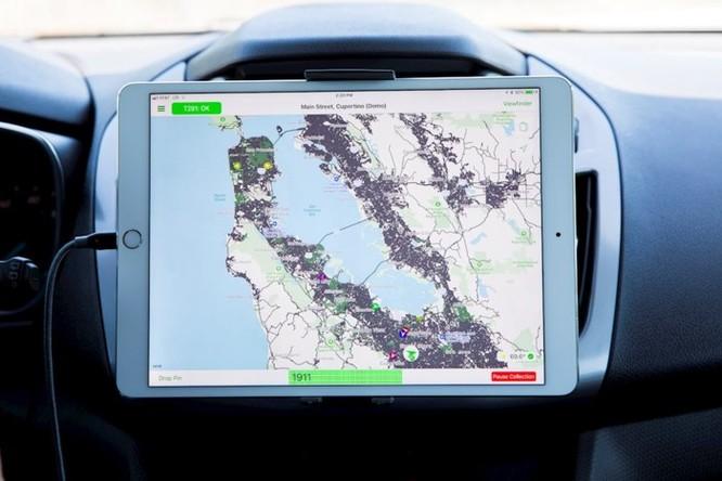 Apple sẽ cải tổ toàn diện Apple Maps với sự trợ giúp của...xe Van ảnh 3