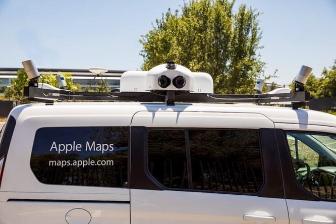 Apple sẽ cải tổ toàn diện Apple Maps với sự trợ giúp của...xe Van ảnh 6