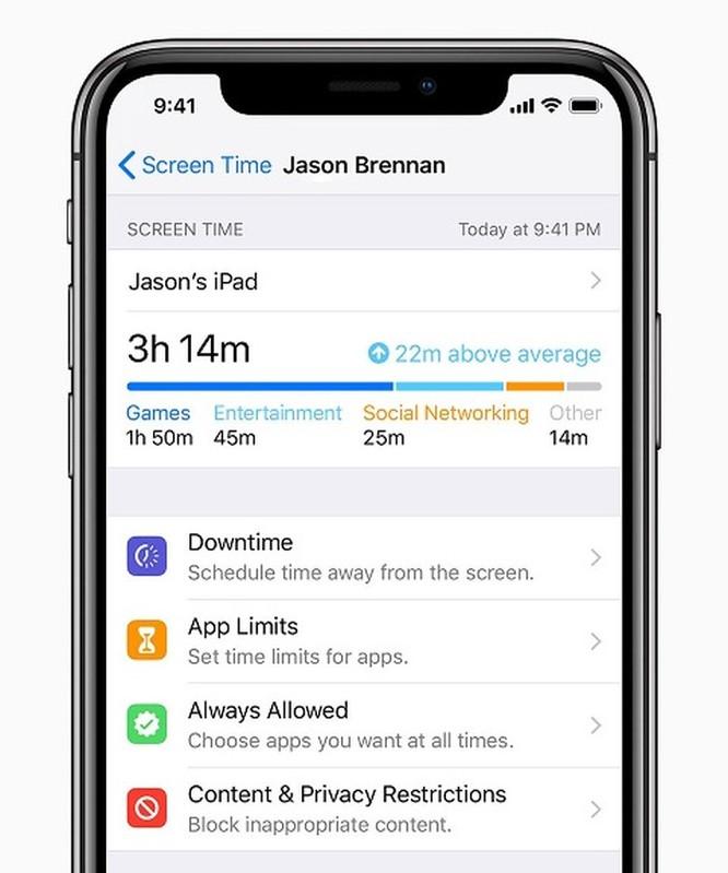 15 tính năng mới lớn nhất của iOS 12 dành cho iPhone ảnh 6