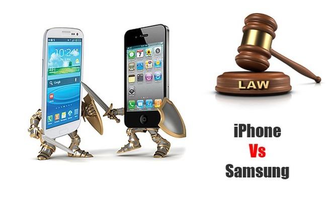 Apple và Samsung chấm dứt cuộc chiến chống vi phạm bản quyền ảnh 2