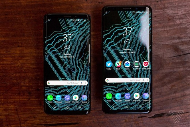 Dùng smartphone Samsung coi chừng bị lộ hình ảnh nhạy cảm ảnh 1