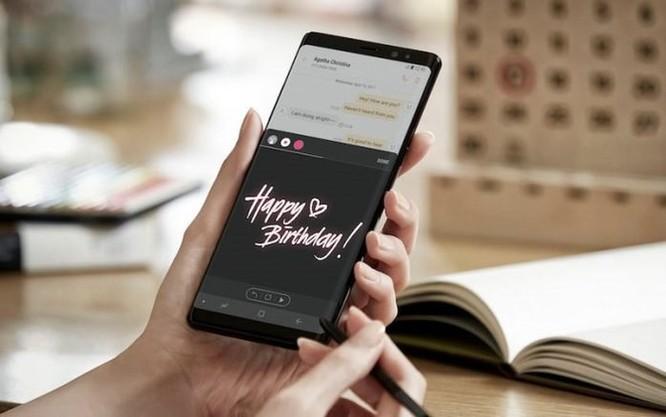 Bút S Pen sẽ đánh dấu thay đổi lớn nhât trên Galaxy Note 9? ảnh 2