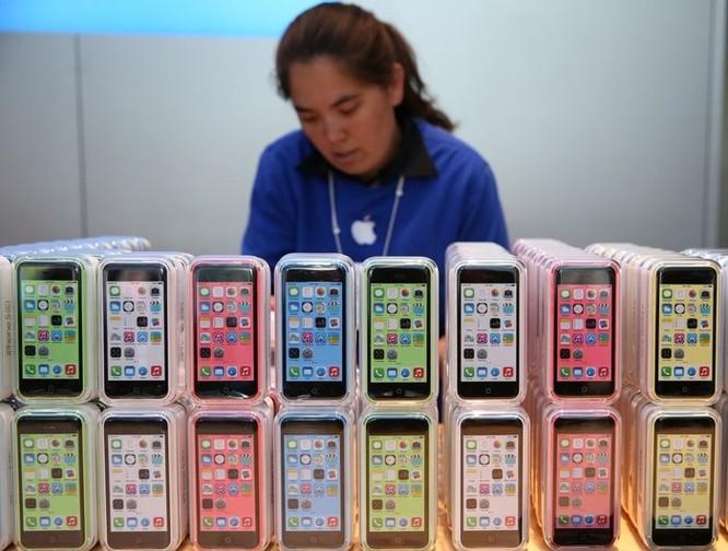 Một loạt iPhone sắc màu sẽ được phát hành trong năm nay ảnh 1