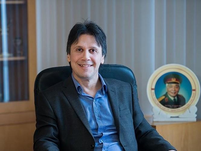 Chủ tịch Ericsson Việt Nam: 'Nhà mạng sẽ có thêm 3,17 tỉ USD doanh thu khi triển khai 5G' ảnh 1
