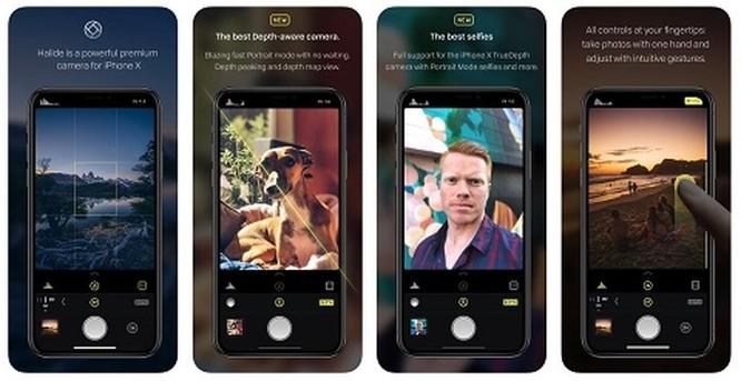 7 ứng dụng chụp ảnh đẹp nhất dành cho iPhone ảnh 1